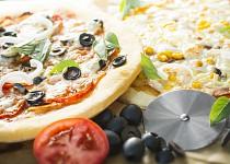 Bezlepková kynutá pizza