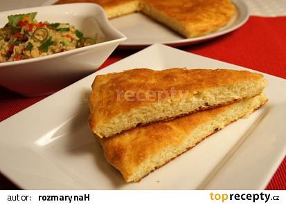 Domažlický bacán – přílohová bramborová placka