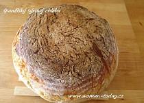 Španělský sýrový chleba podle mámy Korcové