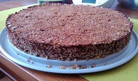 Zdravý koláč bez mouky a cukru