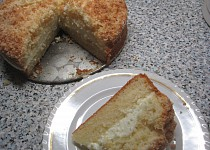 Citronový koláč s mascarpone