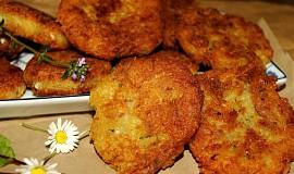 Karbanátky z brambor a balkánského sýra