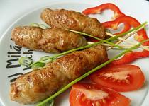 """""""Kebab"""" v masové bláně - bránici"""