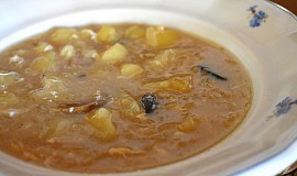 Kyselica (polévka z Vlčnova)