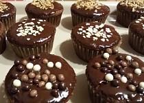Muffiny z cukroví