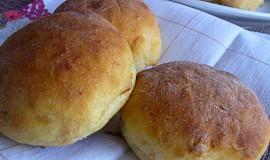 Škvarkovo - bramborové bochánky