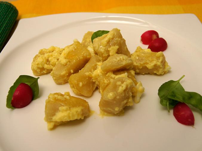 Špalíčky z Pece pod Čerchovem – bramborová pochoutka, Porce špalíčků