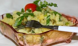 Bulharský bramborový salát
