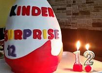 Kinder vejce