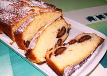 Švestkový koláč z domácí pekárny