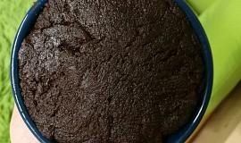 Brownies v hrnku