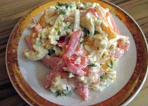 Mozzarellový salát