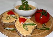 Sýrová pomazánka à la tvarohová