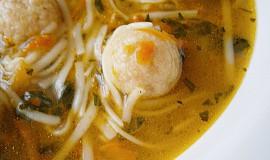 Drožďové knedlíčky - zavářka do polévek