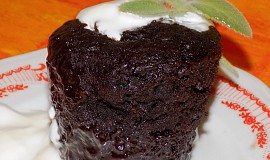 Brownies do hrnečku