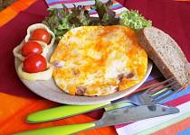 Lehká ranní omeletka