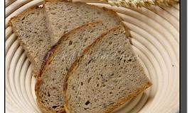 Celozrnný chleba se záparou