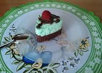 Mátové dortíky