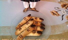 Prsty čarodějnice