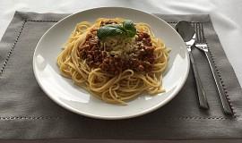 Rychlá omáčka na špagety
