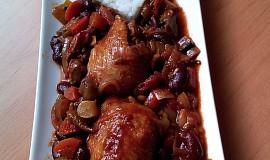 Ohnivé kuře