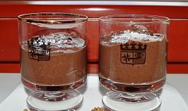 Raw kakaovo-kokosový pohár z pohanky