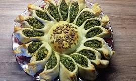 Špenátová slunečnice