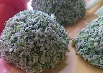 Raw brokolicové karbanátky
