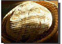 Obyčejný špaldový chléb s kváskem