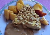 Arašídový dort