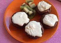 Kakaovo-ovesné muffiny