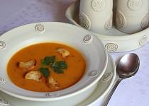 Bruselská zeleninová polévka