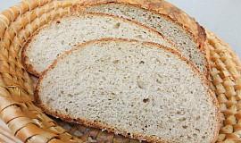 Pšenično-žitný chléb s omládkem
