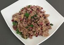 Salát s quinoou