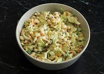 Fazolový Coleslaw