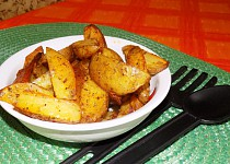Jemné americké brambory