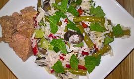 Rýžový salát