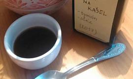 Sirup proti kašli z tymiánu a slézového květu
