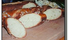 Sýrovky (bagety)