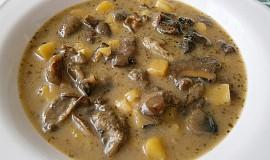 Báječná hřibová polévka