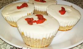 Tvarohové muffiny (Dukanova dieta)
