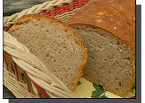 Celozrnný sendvičový chléb