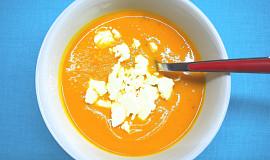 Dýňovo-batátová polévka