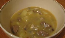 Hovězí na způsob irského stew