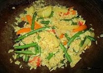 Lehké zeleninové rizoto