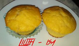 Muffiny z kukuřičné mouky II.