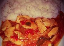 Pikantní kuřecí směs à la čína