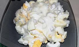 Vajíčkový salát light