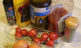 Vylepšená vaječná omeleta