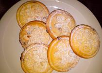 Máslové sušenky s čokokousky
